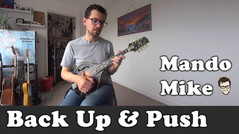 Back Up & Push by Kenny Baker (Advanced)