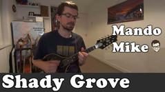 Shady Grove - Melody & Chords (Beginner)