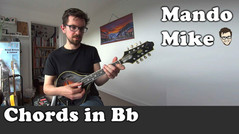 How to play chords in Bb (Advanced)