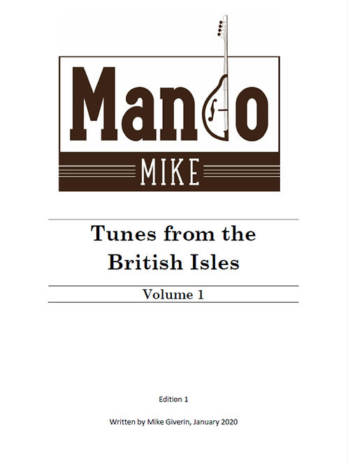 Tunes from the British Isles - Volume 1