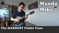President Garfield's Hornpipe - The hardest fiddle tune! (Advanced)