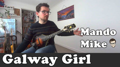 Galway Girl - The melody and chords (Beginner & Intermediate)