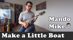 'Make a Little Boat' by Kenny Baker (Beginner & Intermediate)