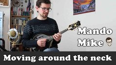 Moving Around the Fretboard