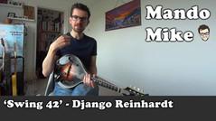 Swing 42 by Django Reinhardt (Advanced)