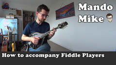 How to accompany Fiddle players (Beginner & Intermediate)