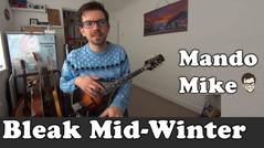 In the Bleak Midwinter in B! (Advanced)