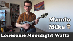 Lonesome Moonlight Waltz - The Chords (Beginner & Intermediate)