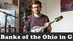Banks of the Ohio - Melody, tremolo and double stops - Beginner & Intermediate