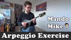 Arpeggio Exercise for the Whole Fretboard (Advanced)