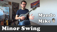 Minor Swing - The Melody & Chords (Beginner & Intermediate)