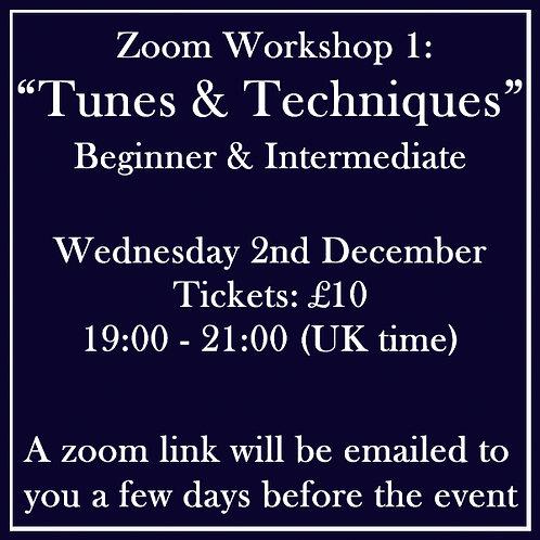 Workshop 1 - Beginner & Intermediate