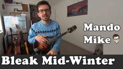 In the Bleak Midwinter in B! (Intermediate)