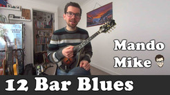 Introduction to 12 Bar Blues (Beginner & Intermediate)