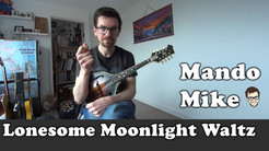 Lonesome Moonlight Waltz - The Melody (Beginner & Intermediate)