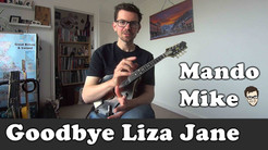 Goodbye Liza Jane - The Melody (Intermediate)