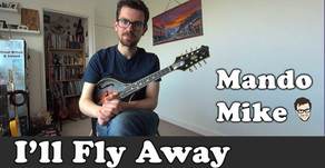 I'll Fly Away - The Melody and Chords (Beginner)