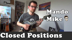 Playing tunes in Closed Positions (Advanced)