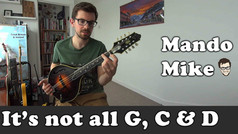 It's not all G, C and D! (Intermediate)