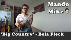 Big Country by Bela Fleck (Advanced)
