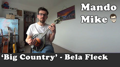 Big Country by Bela Fleck (Advanced)