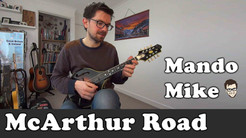 McArthur Road - Celtic tune (Advanced)