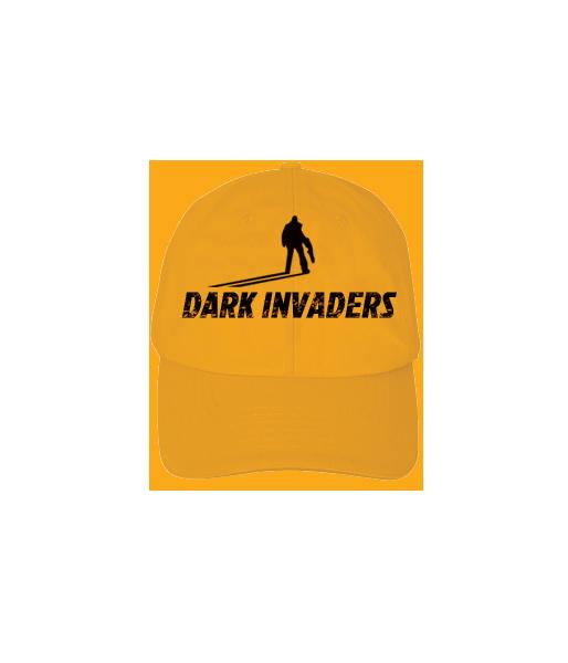 Invaders Yellow Cap