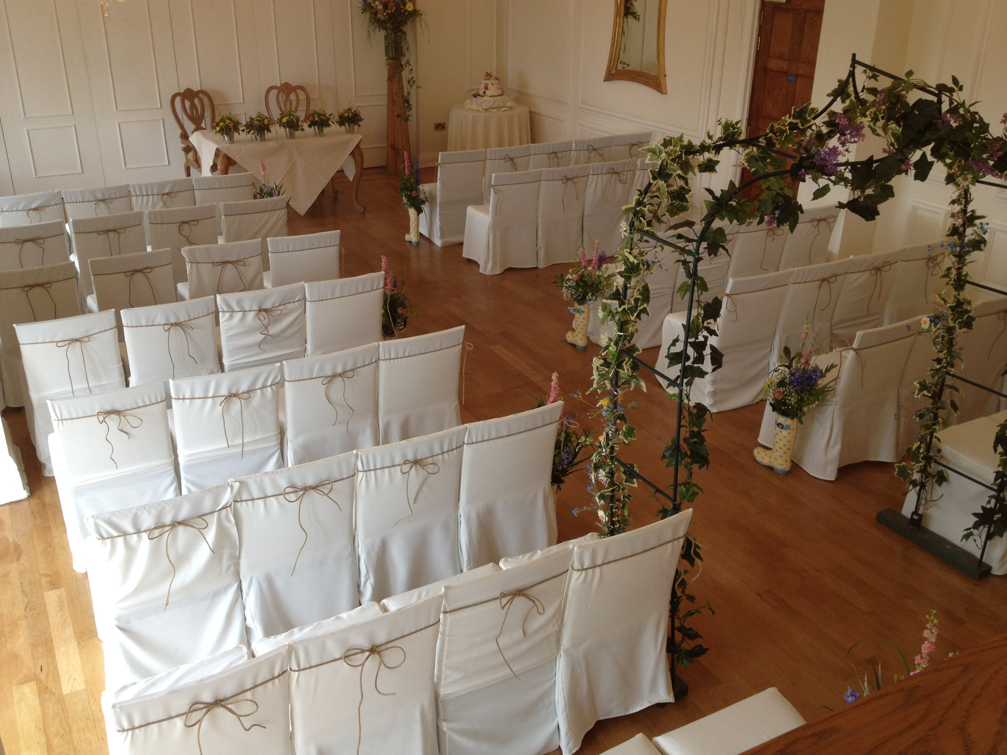 Venue Styling Liverpool