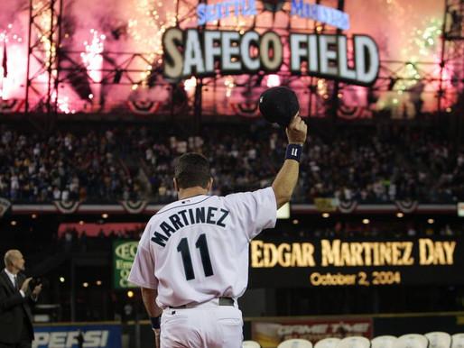 Edgar Martinez: Hall of Famer (Reaction)