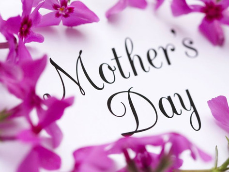 An Open Letter to Mom