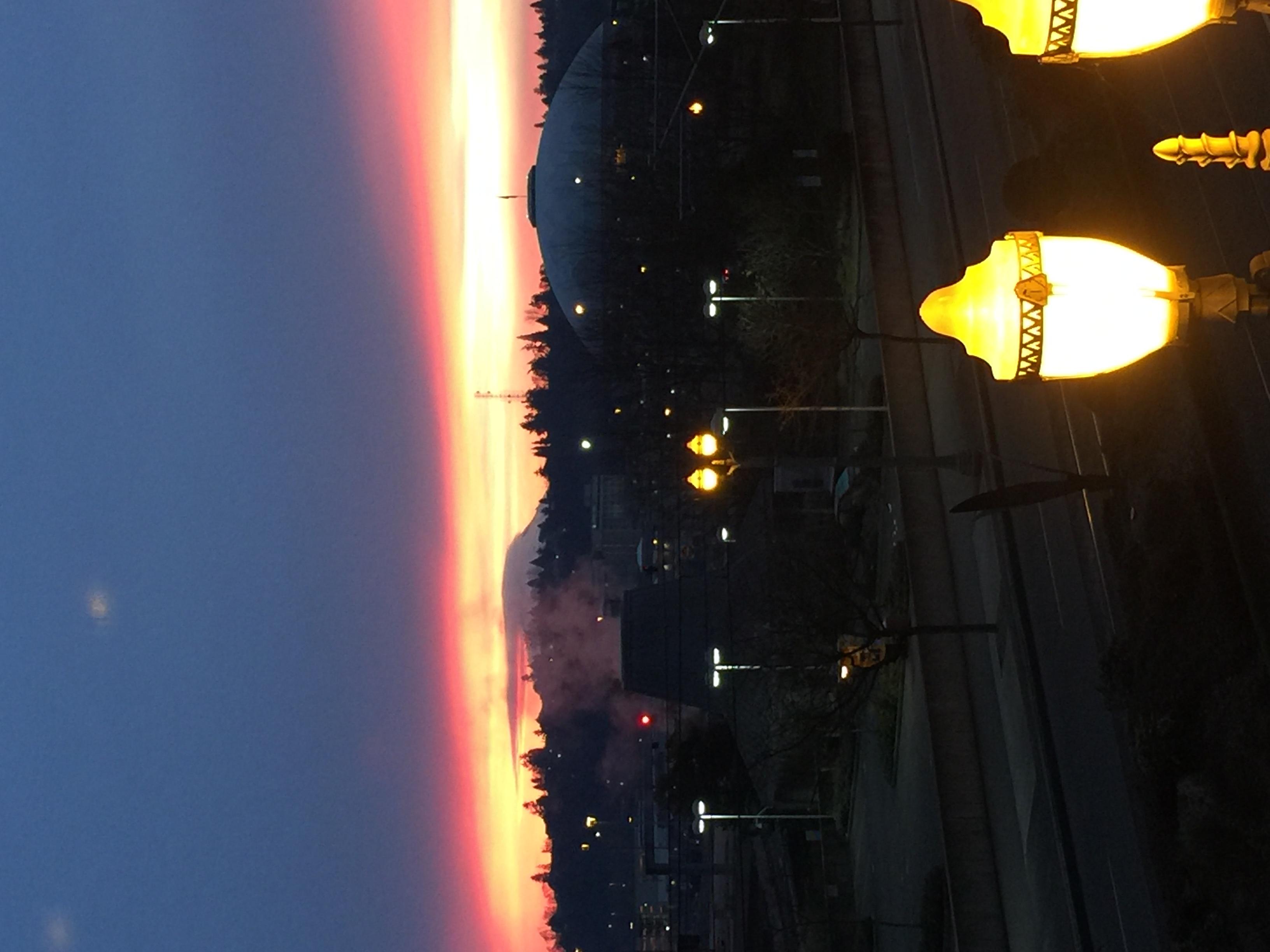 Tacoma Sunrise