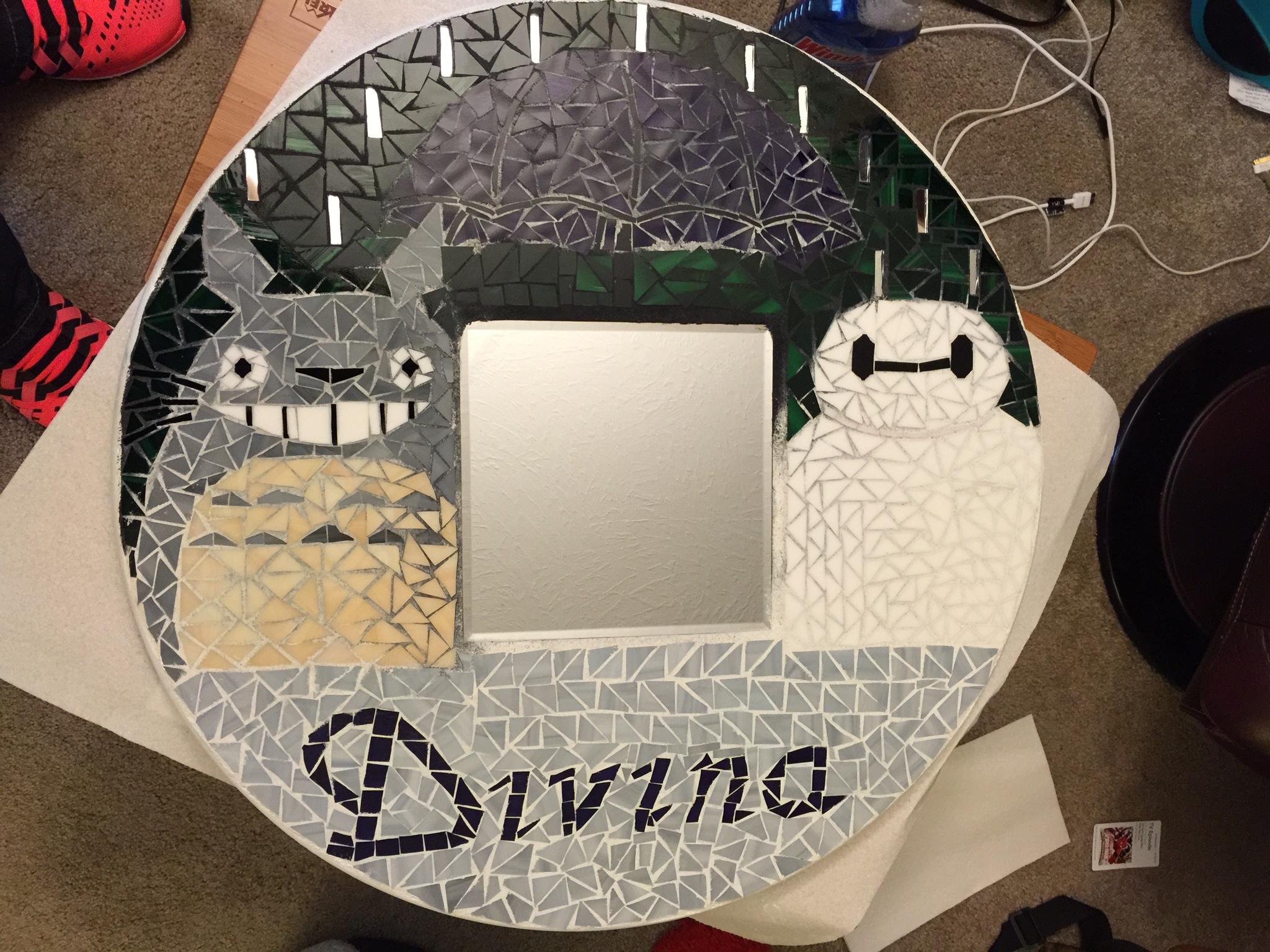 Mosaic for Divina