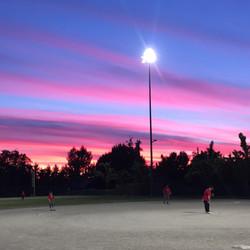 Softball Skyline