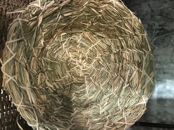 Gras Korb klein