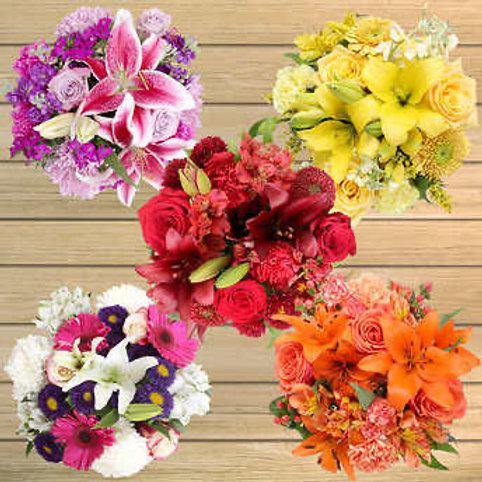 Mix bouquets