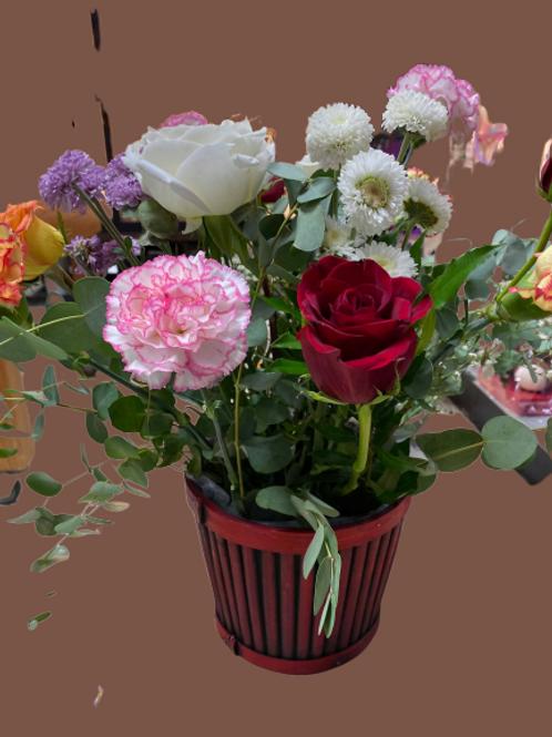 Flower w/ Vase