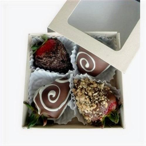 Just because gift strawberry box