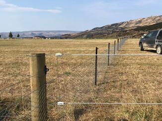 Farm Paddock Fencing