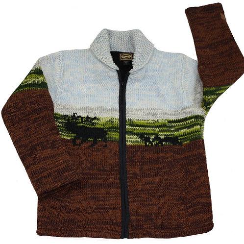 KBSK680 Kids Sweater - Lg Only (Age 7 - 8)