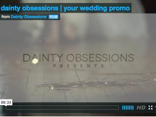 Dainty Obsessions Wedding Show: Nov. 15