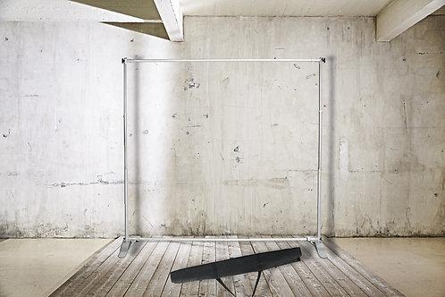 Structure autoportante télescopique Aluminium Luxe