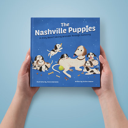 The Nashville Puppies Book