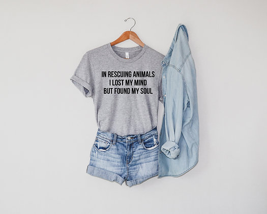 I lost my mind Short-Sleeve Unisex T-Shirt