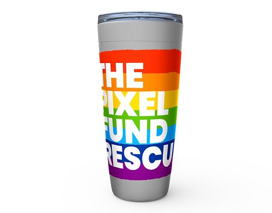 Pixel has Pride: Viking Tumblers