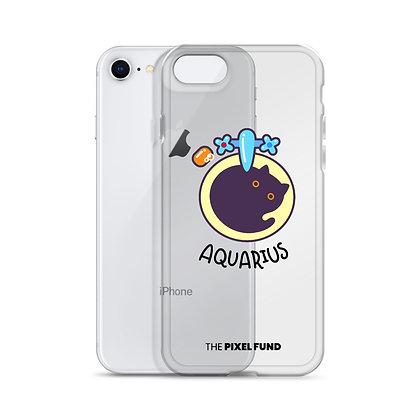iPhone Case: Aquarius Cat