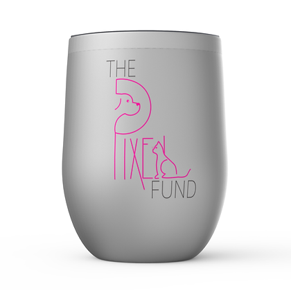Bailey Hill x The Pixel Fund: Stemless Wine Tumblers