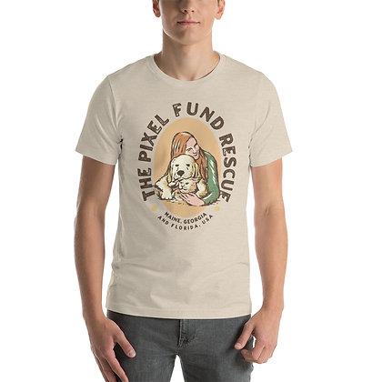 Pixel Fund: Vintage Logo T-Shirt