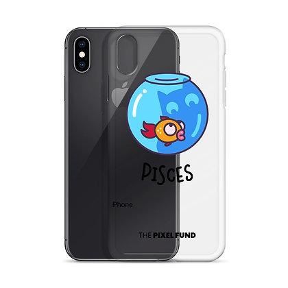 iPhone Case: Pisces Cat