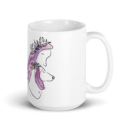 The Pixel Fund x Dana Marie Branding - Mug