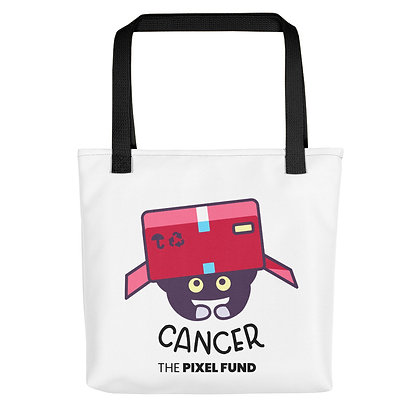 Tote bag: Cancer Cat